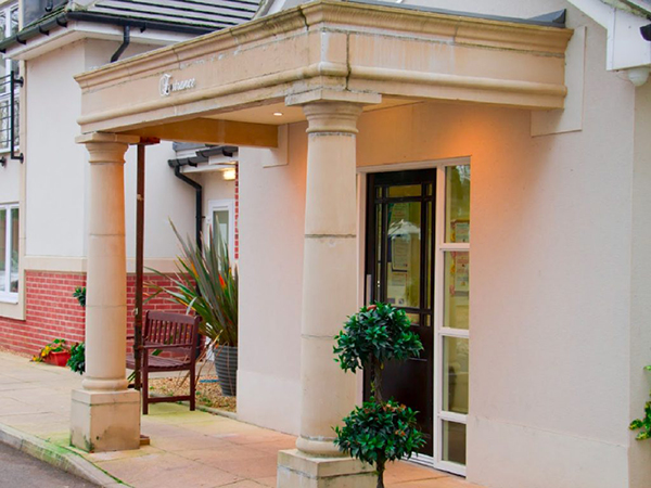 residential care home in poole